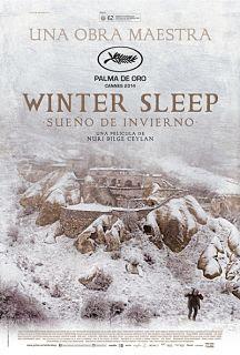 Cartel: Winter Sleep (Sueño de invierno) (2014)