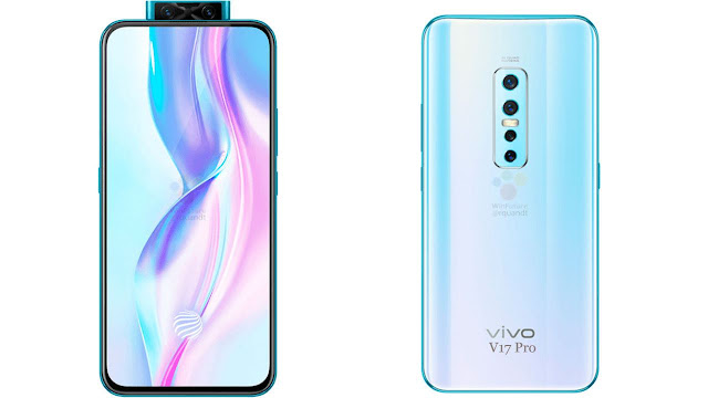 Vivo V17 Pro launched with 6 Cameras. Details