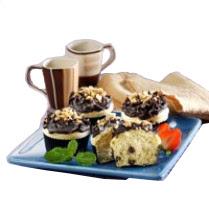 Resep Kue Cup Cake Kukus Kacang