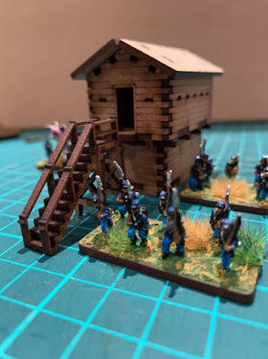 Arlington Heights Blockhouse picture 1