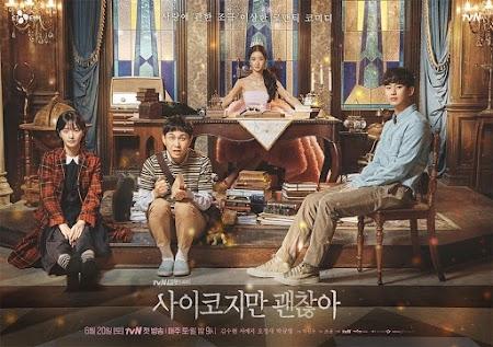 Akhir Cerita Drama Korea It's Okay to Not be Okay atau Pysco But It's Okay