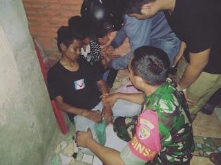 Buah Kewaspadaan,  Warga Penato'i Gagalkan Aksi Pencurian Ranmor