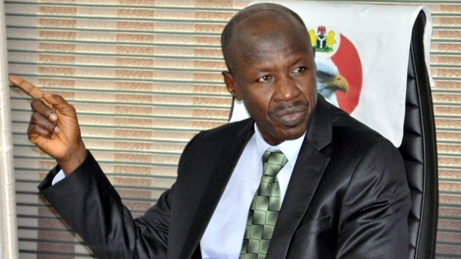 Breaking News: FG Suspends Acting Chairman Of Economic And Financial Crime Commission (EFCC) - Ibrahim Magu