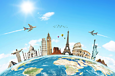 صور عن السفر والمسافرين