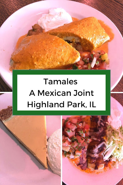 Tempted By Fresh Spins on Mexican Favorites at Tamales: A Mexican Joint in Highland Park, IL