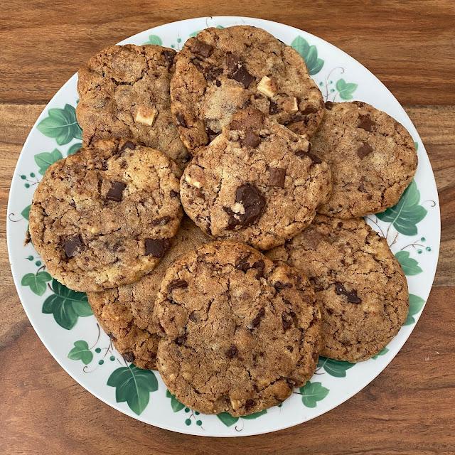 Les parfaits cookies de Cyril Lignac #tousencuisine