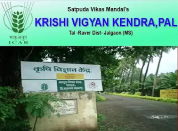 Krishi Vigyan Kendra Pal Jalgaon Maharashtra Recruitment 2021