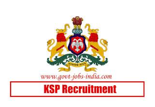 KSP Fireman Recruitment 2020