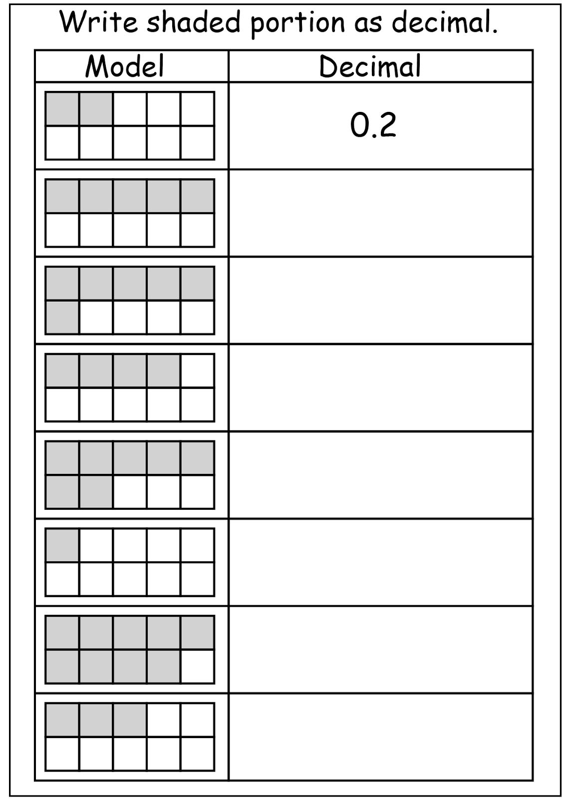 The City School Grade 3 Math Reinforcement Worksheets