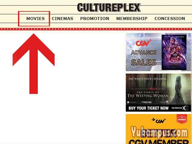 2 Cara Membeli Tiket Bioskop Online Lewat Hp Yukampus