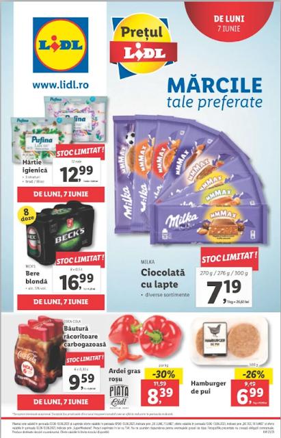 LIDL catalog brosura