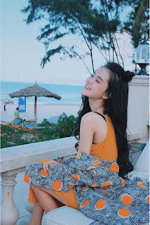 Gái xinh facebook Ngô Thùy Trâm