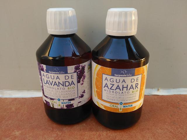 Agua de Azahar y de lavanda Terpenic Labs