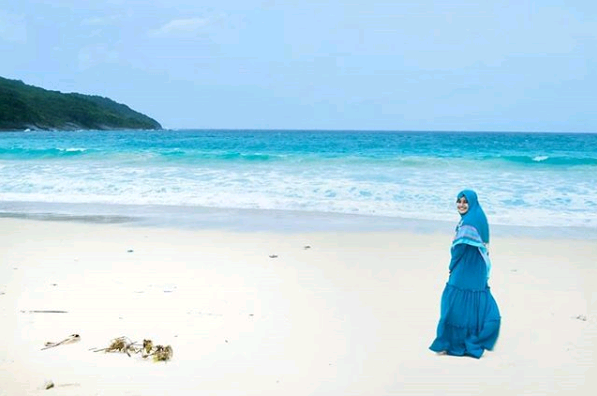 ulee lheue beach tourism spots in aceh sumatera indonesia