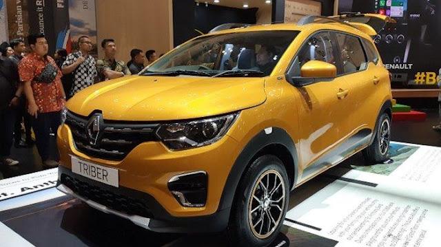 Harga Renault Triber