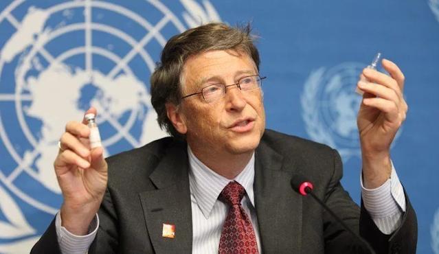 Зачем Биллу Гейтсу, Т. Тёрнеру и Рокфеллеру сокращать население планеты