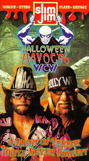 WCW HALLOWEEN HAVOC 96 REVIEW: Event Poster