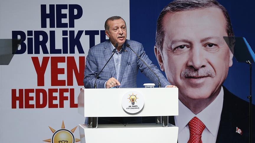 """اولادبرحيل24...أردوغان يشدد على وجوب إجراء تغييرات في كوادر """"العدالة والتنمية"""""""