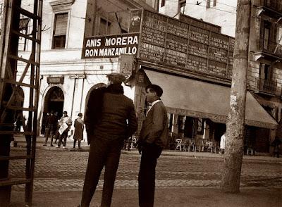 Cafè Zúrich en 1934