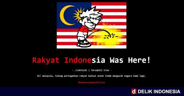 Viral..!! Lecehkan Lagu Indonesia Raya, FBI Kecam Malaysia