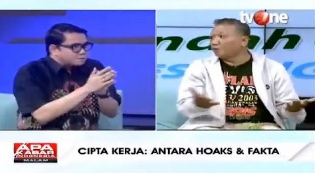 Duh Malunya, Politikus PDIP Arteria Dahlan Mau Klaim eh.. Malah Dibantah Ketua Serikat Pekerja