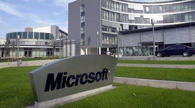 Kantor Pusat Microsoft - Sekitar Dunia Unik