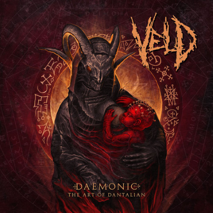 Glacially Musical Album Review Quot Daemonic The Art Of