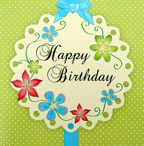 Decent Birthday Card Send Everyday