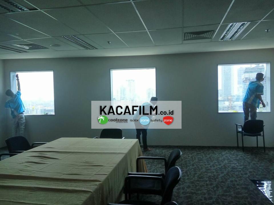 pasang kaca film kantor Sawah Besar Jakarta Pusat