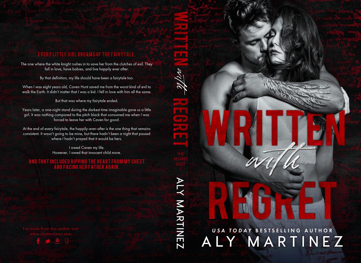 Written With Regret (Regret #1) by Aly Martinez - Coabs értékelő | Coabs review