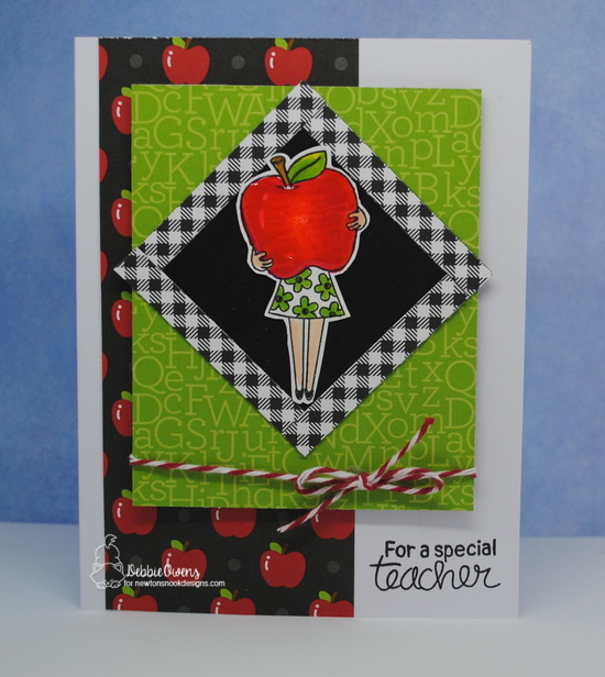 For a special teacher by Debbie features Classy Teacher by Newton's Nook Designs; #newtonsnook