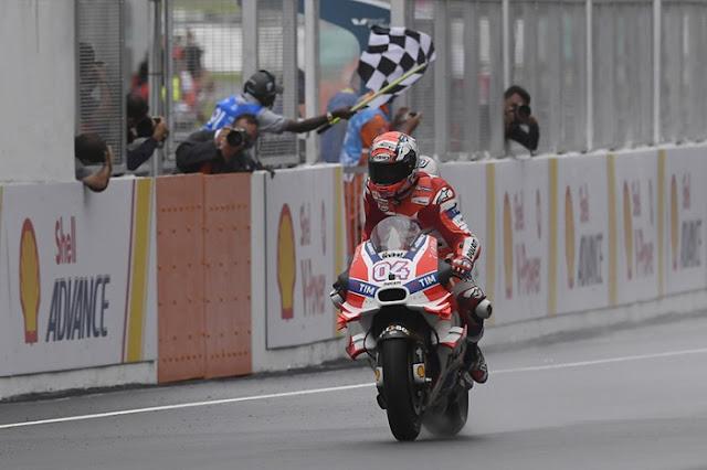 berita motogp Menurut Dovizioso, motor Ducati belum bisa untuk meraih juara dunia