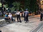 Polres Situbondo Laksanakan Giat Patroli Keliling, Tempat Keramaian
