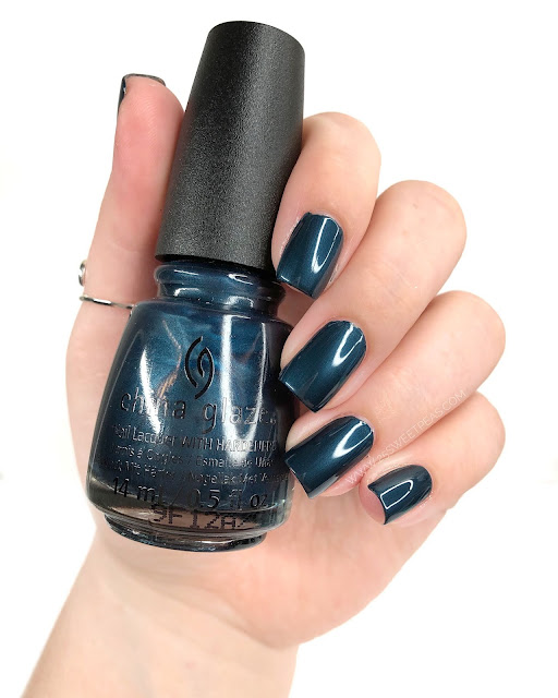 China Glaze Cattle Drive Me Crazy