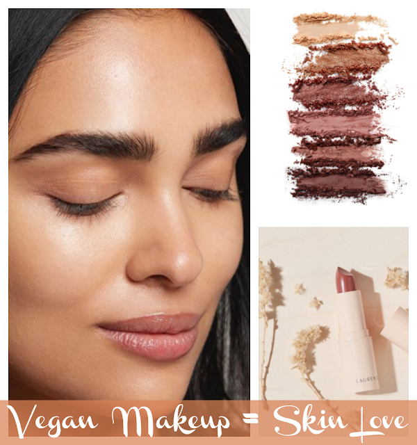 Vegan Makeup equals skin love