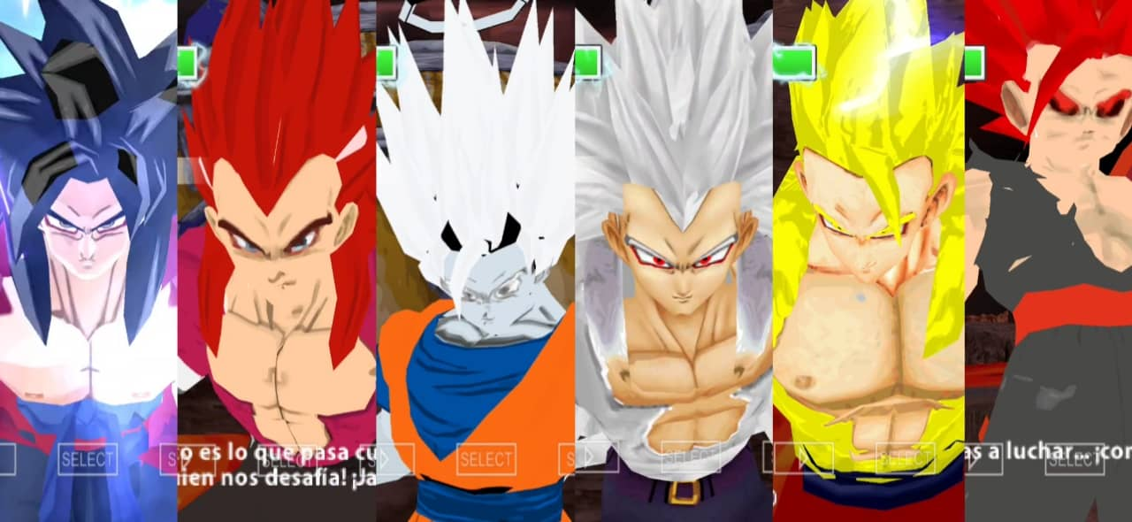 DBZ TTT Mod Download