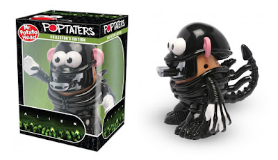Alien Xenomorph Mr. Potato Head PopTater Figure by PPW Toys