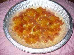 тертый пирог с вареньем фото