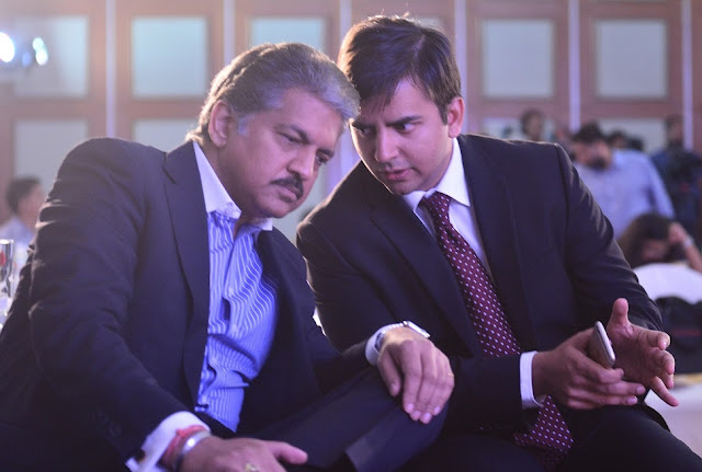 Anand Mahindra - Chairman, Mahindra Group  AND Bhavish Aggarwal - Co-Fou... (1)