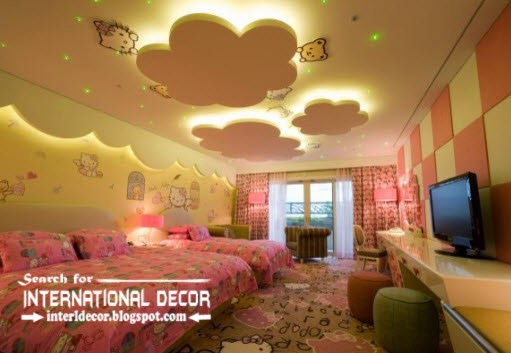 How to make awesome ceiling designs in the nursery, nursery ceiling designs