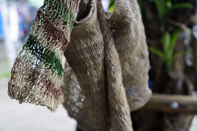 Noken, tas rajutan khas dari Papua