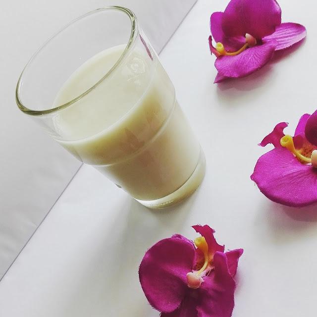 Instant oats milk recipe at home