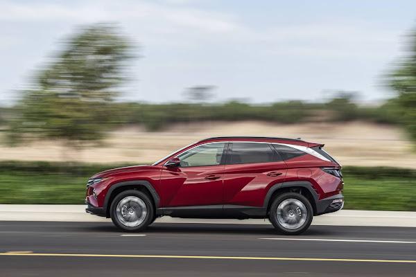 Novo Hyundai Tucson 2022 chega aos EUA - fotos e detalhes
