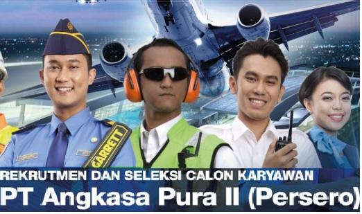 Lowongan Pekerjaan PT Angkasa Pura II (Persero), Lowongan 25 November 2016