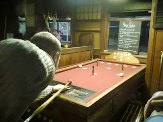 Photo of Bar Billiards at the King Charles I pub in London