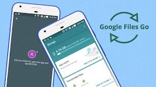 Files Go تطبيق من جوجل لتوفير مساحة في هاتفك