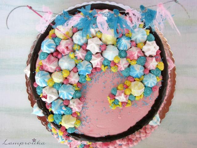 Φτιάξε μια καταπληκτική τούρτα μονόκερος