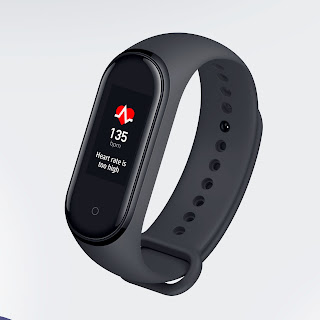 Mi band 4 Price, Mi Band 4 specifications, Mi Band 4 features, Mi Band 4 release date and much more