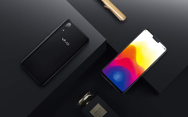 Vivo X21 powered by another pioneering innovation on smartphones