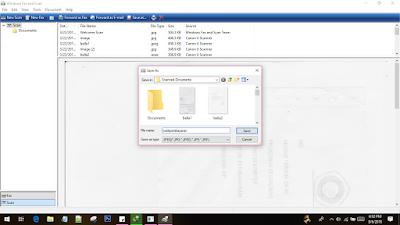 Cara Scan File/Document Menggunakan Printer di Laptop dan Komputer